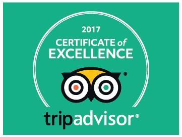 Trip Advisor Excellence - Bananaway SUP tour