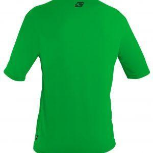 O'Neill Youth Skins S/S Clean Green, Back