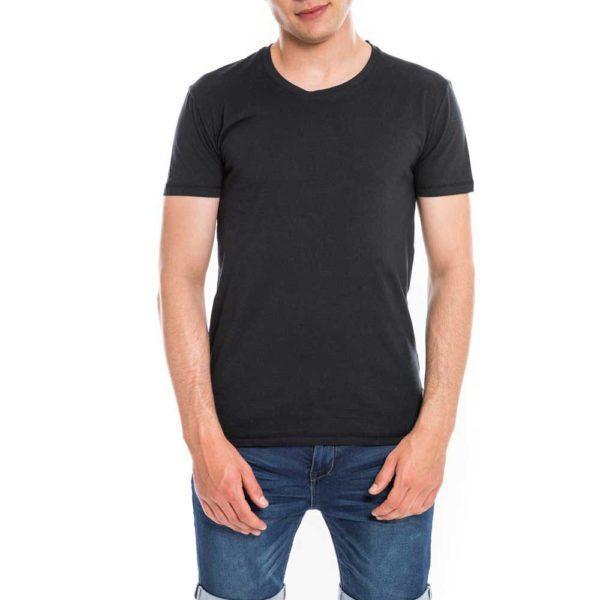 Waxx Tee Shirt Misty Black