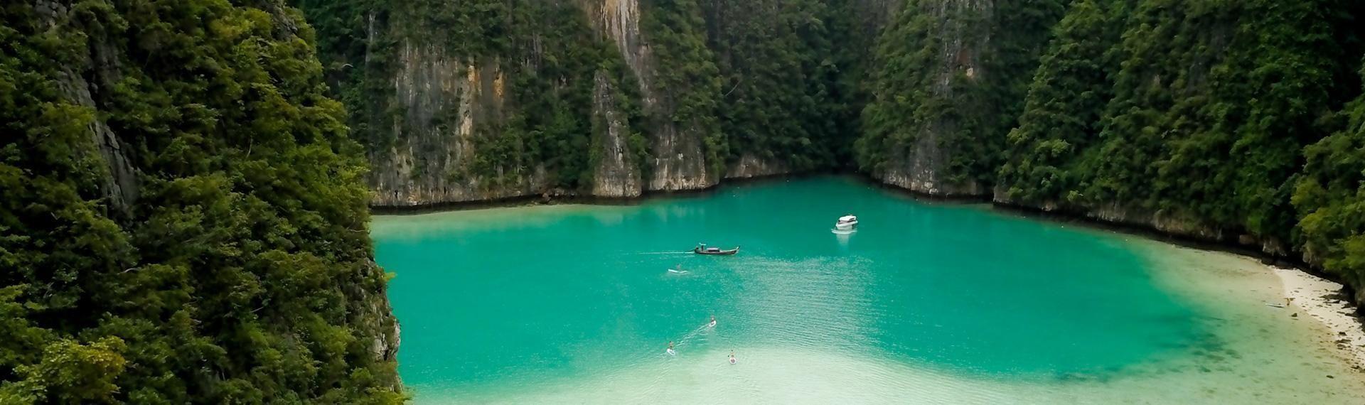 Potovanje na Tajsko s supi