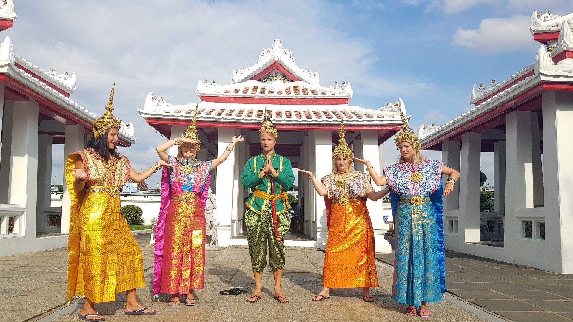 Bangkok - sledimo lokalni izkušnji