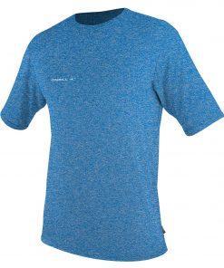 O'Neill Hybrid S/S Sun Shirt 188 BRITE BLUE