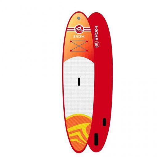 malibu 10'6 orange